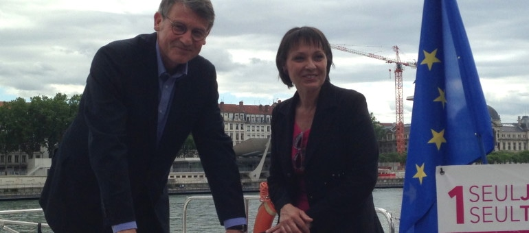 Elections européennes 2014 : Vincent Peillon espère trois sièges de députés