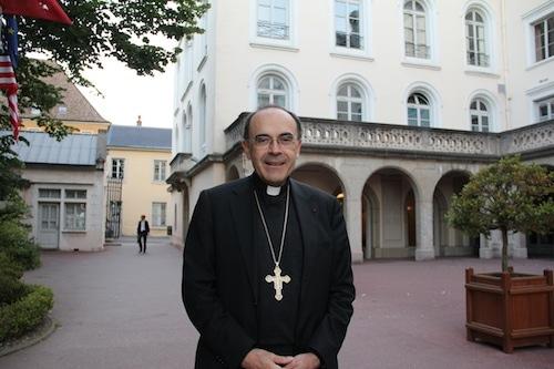 Les jeunes cathos font la com' du cardinal Barbarin avec un #projetdeouf