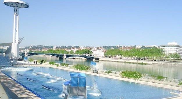 Piscines : Lyon au régime sec, été comme hiver