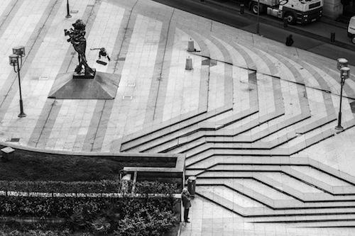 «HDV» ou «Hôtel de Ville» à Lyon, un spot de skate mondial voué à disparaître