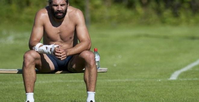 Sébastien Chabal met fin à sa carrière d'icône du rugby