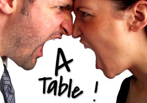 à table comédie odéon