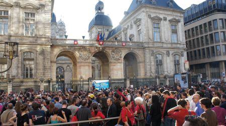 Chaque semaine, une manif contre l'extrême droite à Lyon