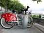 Le Grand Lyon espère instaurer l'électrification des Vélo'V. Crédit photo: Damien Renoulet/Rue89Lyon