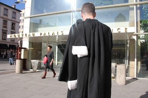 Les avocats de Lyon bataillent contre le projet de réforme Macron