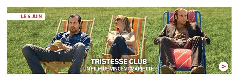 Tristesse Club, un film de Vincent Mariette corproduit par Rhôe-Alpes Cinéma.
