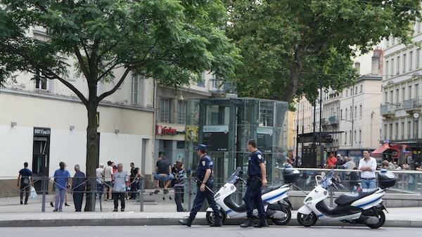 Avant le match de 8e de finale de l'Algérie : «apaiser les tensions à la Guillotière», à Lyon