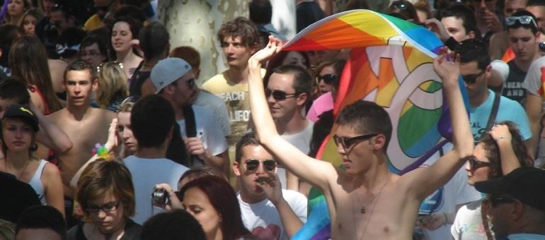 Agressions, PMA : un rassemblement contre l'homophobie à Lyon