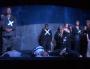 Opéra de Lyon : les intermittents prennent la parole avant la dernière représentation de la saison 2013/2014.