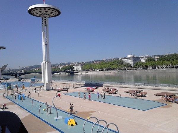 Le plan piscine lyon tombe t il l 39 eau - Piscine du rhone ouverture ...