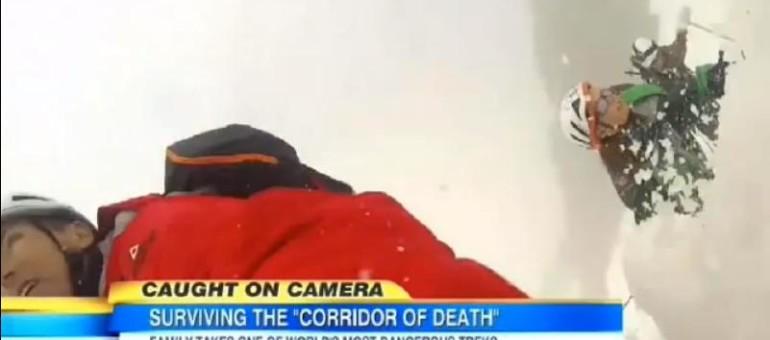 Deux enfants sur le Mont-Blanc : l'ascension et la vidéo de l'accident font scandale