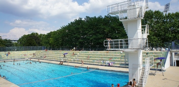 Après l'avoir louée au LOU, la Ville de Lyon récupère la piscine de Gerland