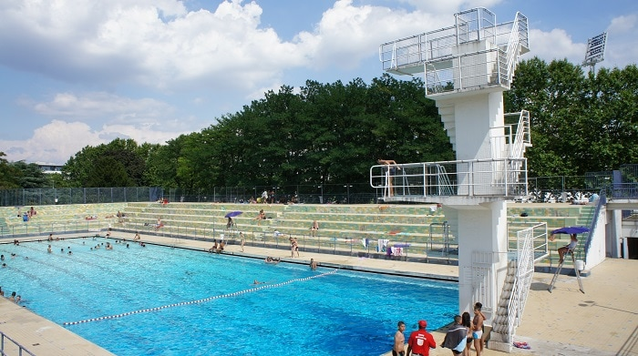 Piscines de lyon d laiss es mauvaise r putation de for Piscine lyon