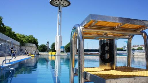 La piscine du rh ne ouvre ce jeudi 17 juillet on ne leur for Tarif piscine du rhone
