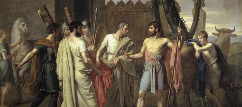 Quand Arnaud Montebourg se prend pour Lucius Quinctius Cincinnatus
