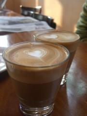 caffè latte @Alpha