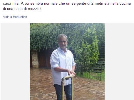 En Italie, ancien ministre envoûté recherche exorciste