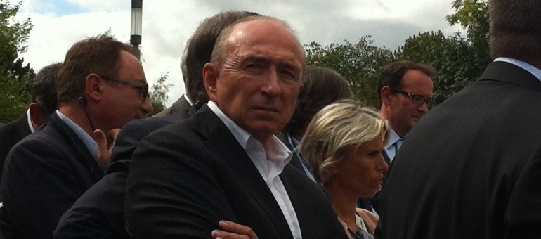 Gérard Collomb ? Pragmatique, il dispense la leçon à François Hollande