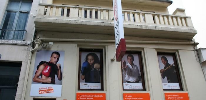 A Lyon, de la maison close au club de judo