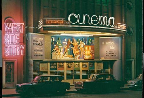 Le cinéma Comœdia à Lyon : putain, 100 ans !