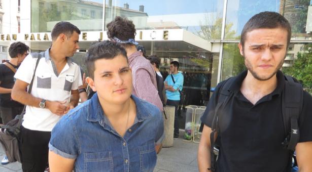 A Lyon, 2 syndicalistes étudiants condamnés à de la prison avec sursis
