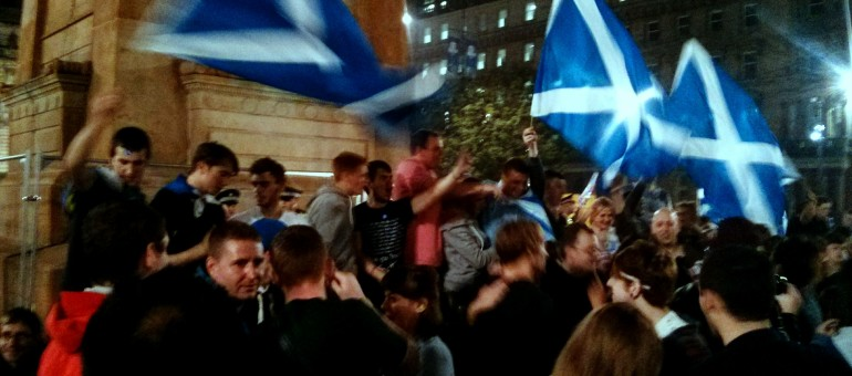 Référendum écossais : la nuit où rien n'a basculé