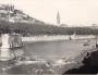 Pont d'Ainay détruit Lyon