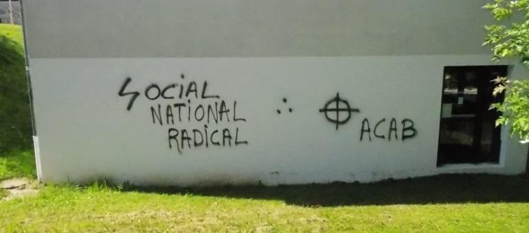La fac de Chambéry, cible de l'extrême droite radicale ?