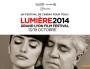 Affiche du festival Lumière 2014
