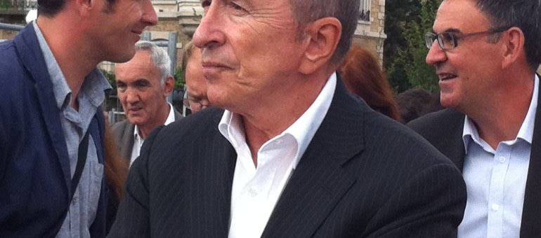 Budget 2015 : Gérard Collomb prévoit davantage d'impôts, d'économies et d'emprunts