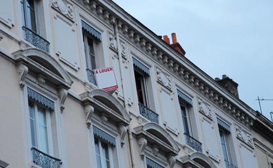Les loyers baissent en 2015 surtout à Lyon et Villeurbanne