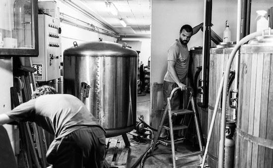 Les micro-brasseurs de bière en Rhône-Alpes, ces petits bonshommes en mousse
