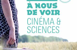 Affiche 2014 du festival ciné et sciences A Nous de Voir