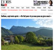 La commune de Saillans et sa démocratie participative.