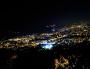 Le bassin grenoblois vue depuis Seyssins. Crédit : VG/Rue89Lyon