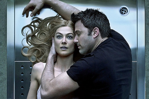 "Image tirée du film de David Fincher, ""Gone girl""."