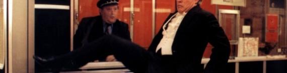 Image tirée du film « Il est génial Papy ! » de Michel Drach, avec Guy Bedos.
