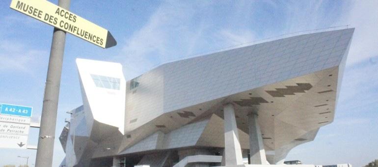 Musée des Confluences : un bras de fer avec Vinci pour réduire la facture