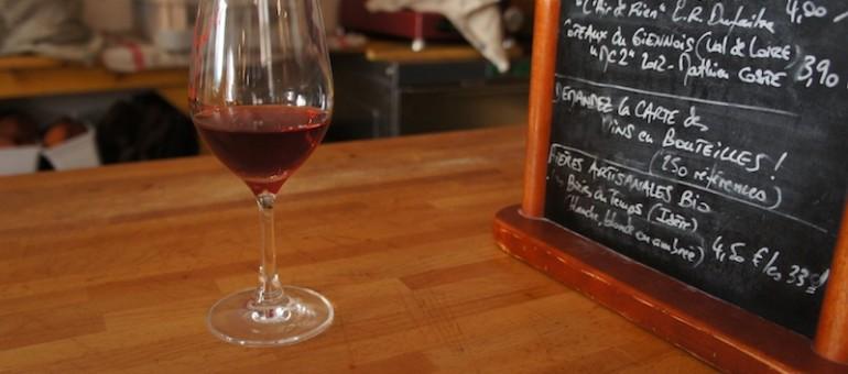 On peut (enfin) boire du vin naturel à Lyon