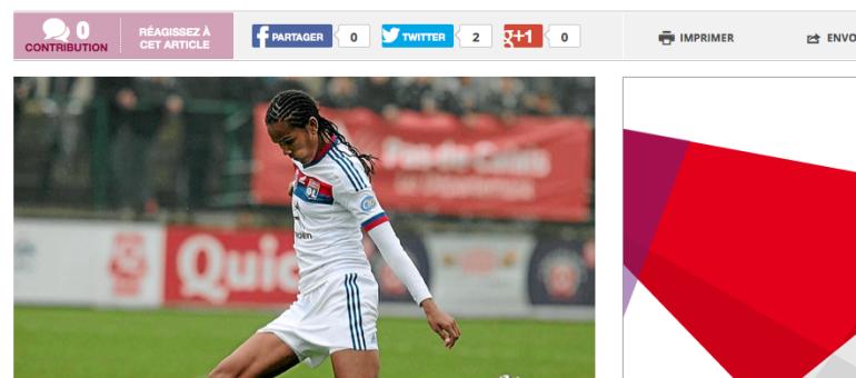 La pelouse synthétique pour les joueuses de foot, une discrimination sexuelle de la FIFA ?