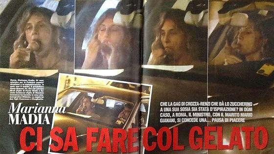 Les internautes Italiens luttent contre le sexisme avec des glaces