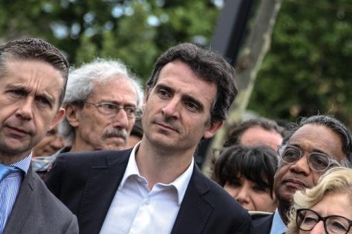 Christophe Ferrari, Eric Piolle, Richard Samuel et Geneviève Fioraso-2