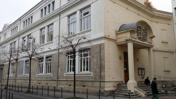 L'école Gilbert Dru, à la Guillotière (Lyon 7e) fera partie des écoles occupées ce jeudi 20 novembre. © LB/Rue89Lyon