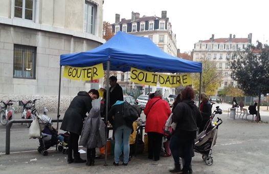 Enfants scolarisés et SDF : les occupations d'écoles continuent à Lyon