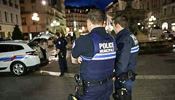 Police municipale grenoble rue89lyon for Police grenoble