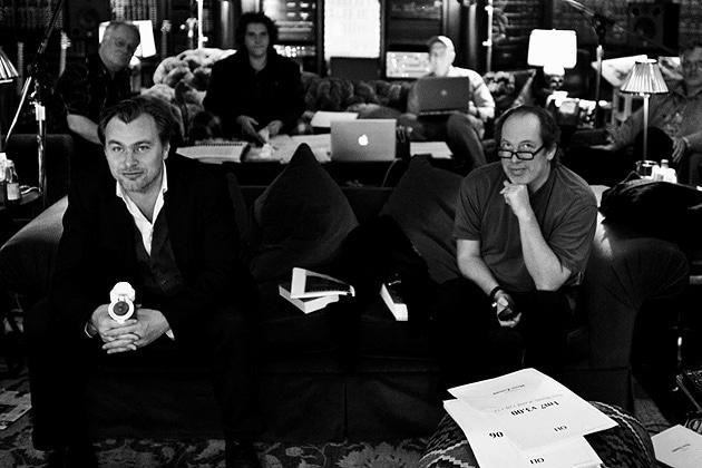 Christopher Nolan et Hans Zimmer