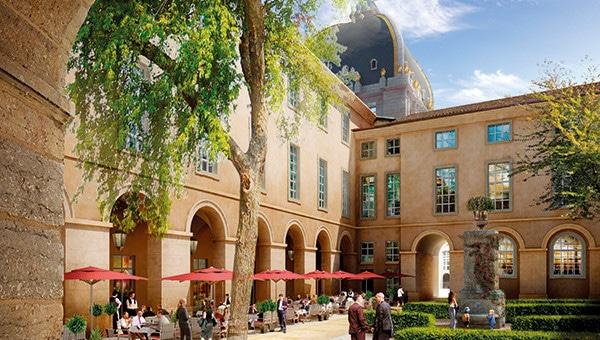 A Lyon, le Crédit Agricole achèterait l'Hôtel-Dieu pour 250 millions d'euros
