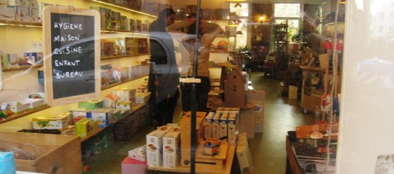 Boutiques de produits écolos à Lyon : la survie est-elle possible ?