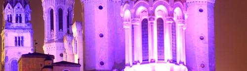 Basilique de Fourvière © M.Chaulet - Ville de Lyon