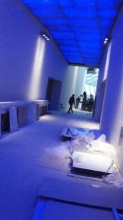 Le musée de confluences quelques jours avant son ouverture. Crédit : GB/Rue89Lyon